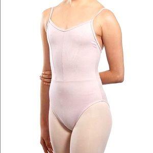 Audition Dancewear Margot Ballet Leotard Quartz M